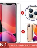 Χαμηλού Κόστους Προστατευτικά οθόνης για iPhone-3-σε-1 θήκη φωτογραφικής μηχανής για iphone 11 pro max screen protector iphone xr γυαλί φακού σε iphone 11 pro max προστατευτικό γυαλί