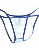 billiga Exotiska herrunderkläder-Herr Nylon G-string Underkläder Grundläggande Låg Midja