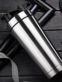Χαμηλού Κόστους Μοντέρνες Ζώνες-ανοξείδωτο ατσάλι αθλητικό μπουκάλι νερό μπουκάλι νερό διαρροή πρωτεΐνη ανάμιξη πιο υγιή μιλκσέικ κούνημα κύπελλο + κουνώντας μπάλα (500ml)