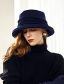 povoljno Party pokrivala za glavu-Poliester kape s Nabrano 1pc Kauzalni / Dnevni Nosite Glava