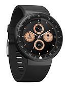 olcso Okos órák-Intelligens Watch Digitális Modern stílus Sportos Szilikon 30 m Vízálló Szívritmus monitorizálás Bluetooth Digitális Alkalmi Szabadtéri - Fekete Fehér Piros