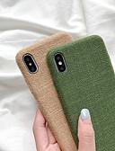 ราคาถูก เคสสำหรับ iPhone-Case สำหรับ Apple iPhone 11 / iPhone 11 Pro / iPhone 11 Pro Max Ultra-thin ปกหลัง สีพื้น TPU