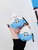 billige AirPods Cases-Etui Til AirPods Støvtett / Smuk Headphone Case Myk