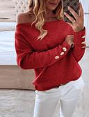 olcso Póló-Női Póló - Egyszínű Fekete