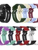 baratos Bandas de Smartwatch-pulseira de pulseira de relógio esportivo de silicone para garmin forerunner 35 / forerunner 30