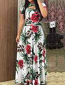 ราคาถูก เมกซิเดรส-สำหรับผู้หญิง สง่างาม สวิง แต่งตัว ลายดอกไม้ ขนาดใหญ่