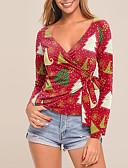 olcso Lány divat-Női Póló - Mértani Rubin