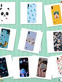 billige Vesker og deksler-Etui Til Samsung Galaxy S9 / S9 Plus / S8 Plus Mønster Bakdeksel Sommerfugl / Tegneserie / Blomsternål i krystall TPU