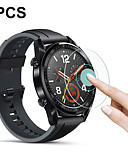 ราคาถูก ฟิล์มกันรอยสำหรับนาฬิกาอัจฉริยะ-1 ชิ้นสำหรับหัวเว่ยนาฬิกา gt กระจกนิรภัยป้องกันหน้าจอฟิล์มป้องกันยามป้องกันการระเบิดต่อต้านป่นปี้