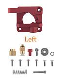 olcso Mobiltelefon tokok-piros nyomtató alkatrészek mk8 extruder korszerűsítés alumínium blokk bowden extruder 1,75 mm izzóspirál újrahasznosítás extrudálás a kreativitás érdekében 3d cr-7 cr-8 cr-10 cr-10 s4 cr-10 s5printer