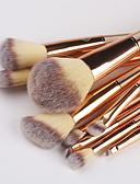 billige Sminkebørstesett-Profesjonell Makeup børster 8pcs Myk Nytt Design Bedårende Kul comfy Plast til Sminkebørste