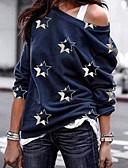 cheap Men's Tees & Tank Tops-Women's Daily T-shirt - Geometric Black