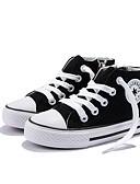 Χαμηλού Κόστους Μπικίνι-Αγορίστικα Ανατομικό Πανί Αθλητικά Παπούτσια Τα μικρά παιδιά (4-7ys) Μαύρο / Λευκό / Κόκκινο Άνοιξη