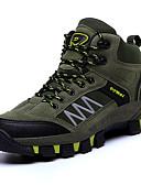 Χαμηλού Κόστους Αντρικές Μπλούζες με Κουκούλα & Φούτερ-Ανδρικά Παπούτσια άνεσης PU Χειμώνας Αθλητικά Παπούτσια Πεζοπορία Καφέ / Πράσινο Χακί / Γκρίζο