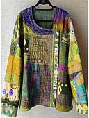 povoljno Bluza-Majica Žene Dnevno Cvjetni print purpurna boja