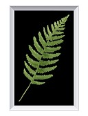 billige Herreskjorter-moderne grønt bladmaleri lampe individuell dekorativ kunst bakgrunnsvegg zm1718-1049