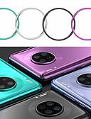 baratos Protetores de Tela para Huawei-Anel protetor da lente da câmera liga de titânio para huawei mate 30 / mate 30 pro alta definição