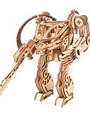 billige Hettegensere og gensere til herrer-3D-puslespill Puslespill i tre Metallpuslespill Kriger Klassisk Metallisk Rustfritt Stål Gutt Jente Leketøy Gave