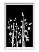 billige Herreskjorter-moderne bambus veggmaleri lampe individuell dekorativ kunst bakgrunnsvegg zm1718-1036
