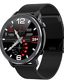 cheap Smart Watches-L11 Men's Smartwatch Android iOS Bluetooth Waterproof Heart Rate Monitor Blood Pressure Measurement Distance Tracking Information Pedometer Call Reminder Activity Tracker Sleep Tracker Sedentary