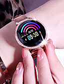cheap Smart Watches-MC11 Women's Smartwatch Android Bluetooth Heart Rate Monitor Blood Pressure Measurement Sports Long Standby Exercise Record Timer Stopwatch Pedometer Call Reminder Sleep Tracker