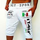 Print Shorts & Trousers