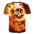 Tshirt Halloween pour hommes
