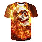 Halloween-t-shirt til mænd