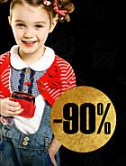 Spar opp til 90 %