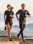Laufen, Joggen und Walken