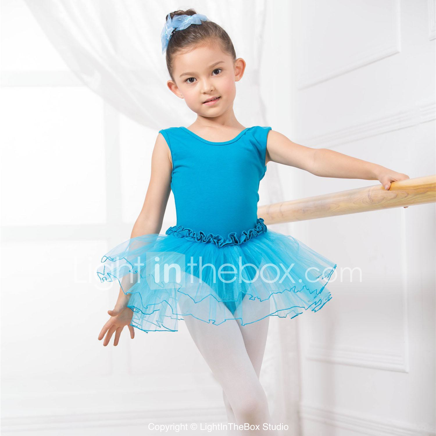 DANCE Come una bambina-Kids Bambini RUBINETTO T-Shirt danza Dancer balletto