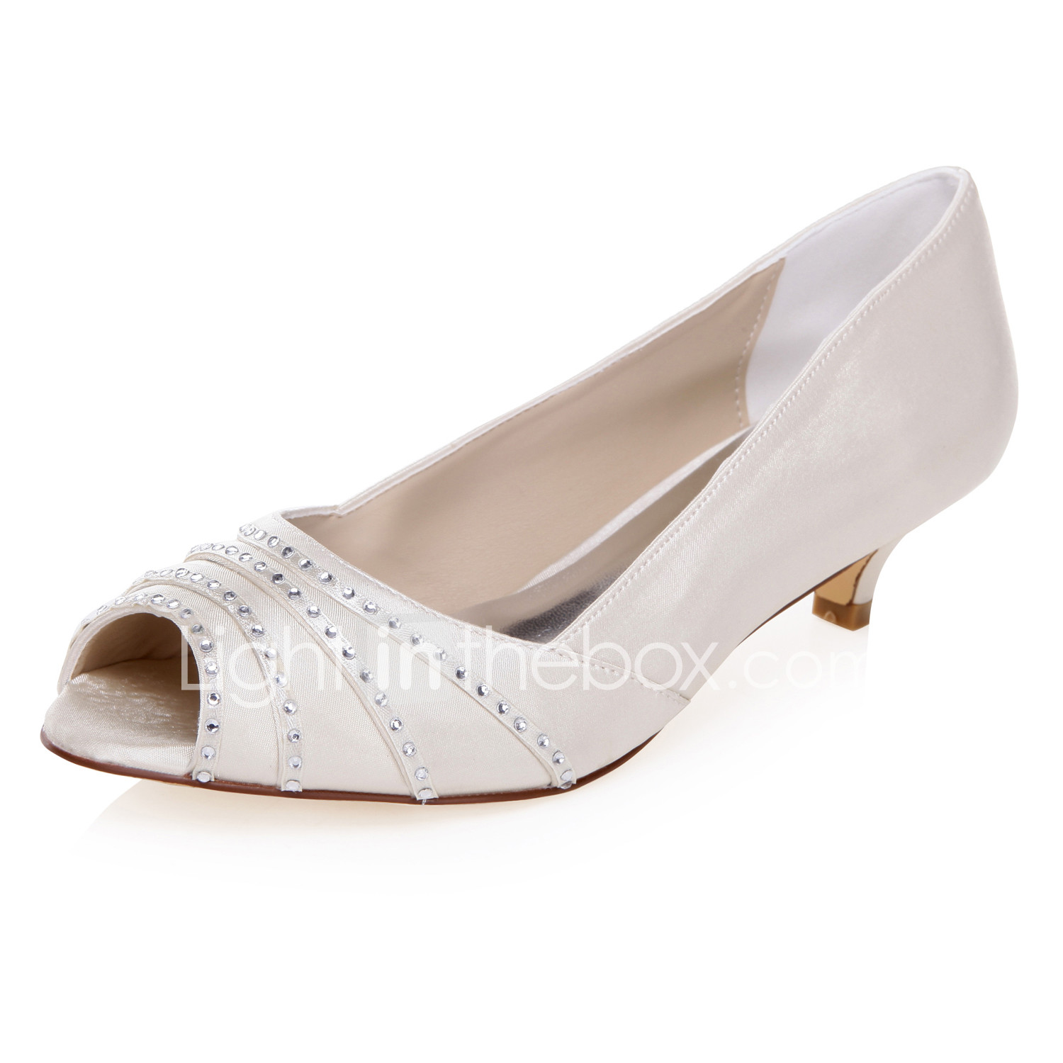 fashion where can i buy promo codes Women's Sandals Low Heel Peep Toe / Open Toe Sparkling ...