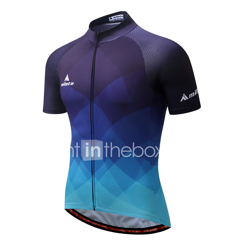 Miloto Men/'s Cycling Vest Base Layer Sleeveless Bike Running Jersey Shirts White