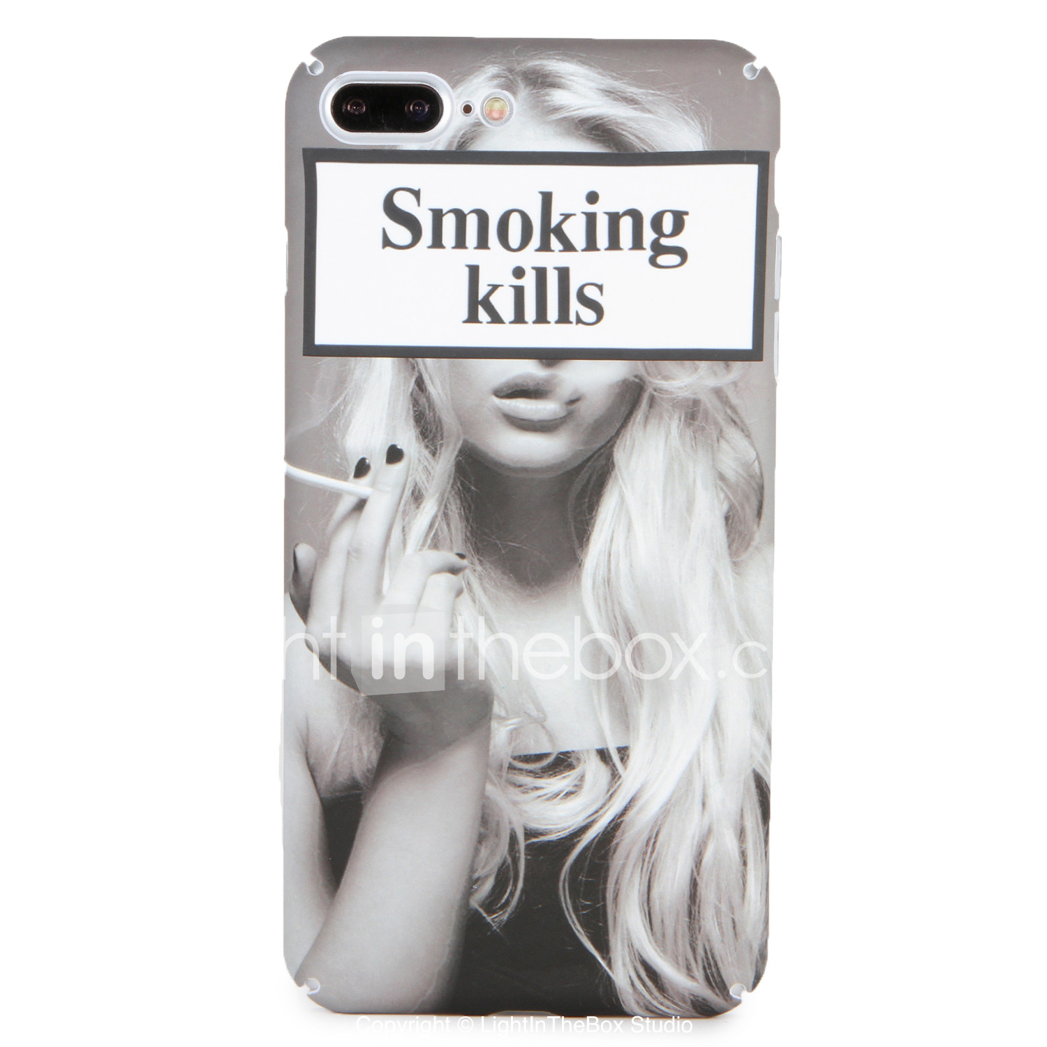 Cool phrase Pattern Case for iPhone 7 Cover for iPhone 7 casecase