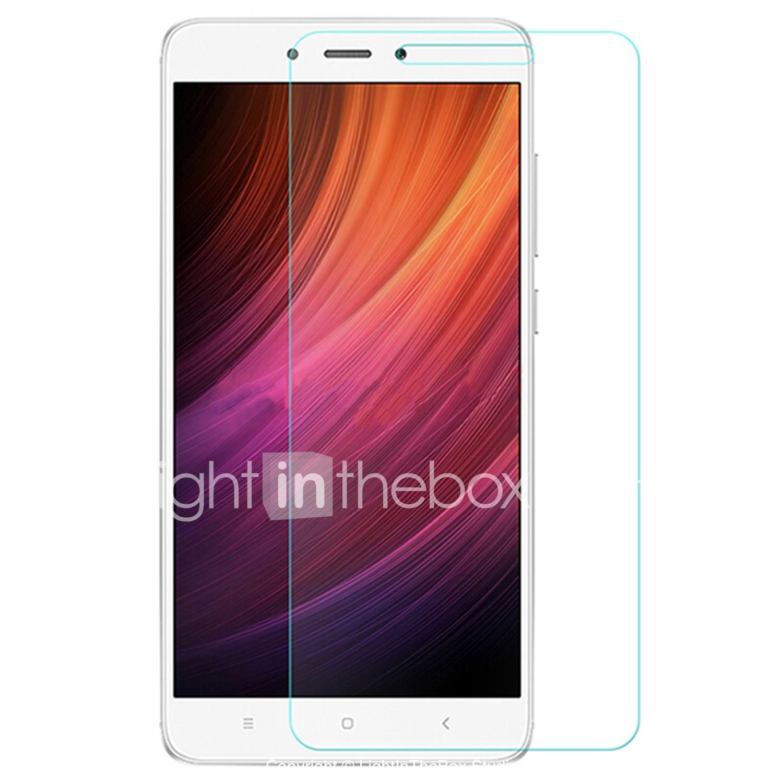 XiaomiScreen ProtectorXiaomi Redmi Note 4X 9H Hardness Front