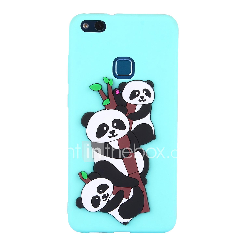 cover huawei p10 lite panda