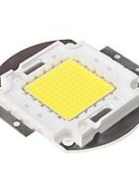 Недорогие -8000-9000 lm 30 V LED чип Алюминий 100 W