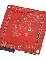 Модуль для Arduino: полноцветный RGB LED точечно-матричный дисплей (60 мм)