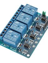 4 canaux 12v faible niveau du module de relais de déclenchement pour (pour Arduino) (fonctionne avec un responsable (pour Arduino) conseils)
