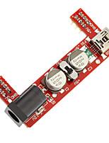 module d'alimentation à 2 voies pour 5V/3.3V (pour Arduino)