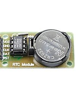 DS1302 Real Time Clock Module with Battery CR2032 for (For Arduino) (Works with Official (For Arduino) Boards)