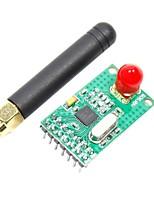 nRF905 433/868/915mhz беспроводной модуль ж / антенна для (для Arduino) (работает с официальными (для Arduino) советов) (2.7 ~ 3,3)