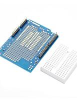 prototype bouclier + mini planche à pain pour (pour Arduino) (fonctionne avec un responsable (pour Arduino) conseils)