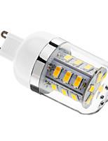 abordables -80-350 lm G9 Bombillas LED de Mazorca T 24 leds SMD 5730 Regulable Blanco Cálido AC 220-240V
