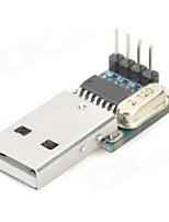 CH340 DIY 5V Mini USB Module de carte TTL