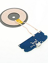 DIY Universal Qi Standard Wireless Charger Round Transmitter Module for  N7100 /S3/S4/S5