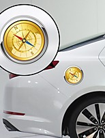 Compass Pattern Decorative Car Sticker
