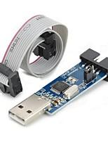 ATMEGA8 AVR Programmer - Bleu Foncé