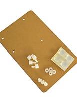 Киз or0199 универсальный акриловый платы для Arduino уно r3 - прозрачный