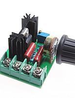 2000W модуль регулятора напряжения SCR / затемнения / Скорость двигателя контроллер / термостат